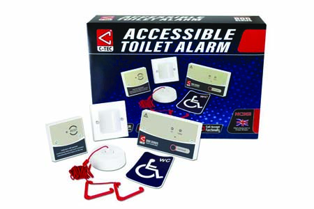 C-TEC launches new toilet alarm
