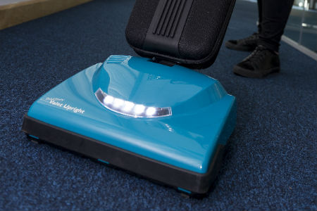 Quiet revolution in care home cleaning
