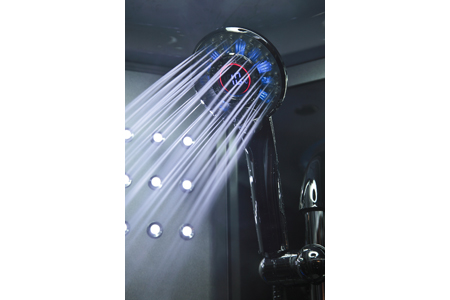 Tech to prevent scalding showers