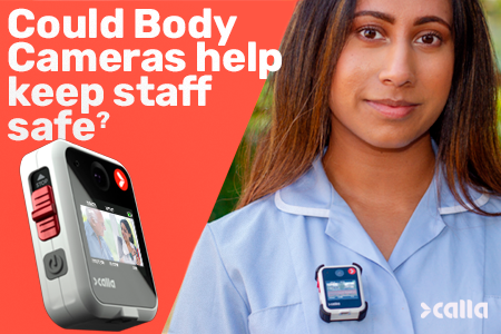 Body cameras improve safety and care