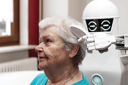 How technology is impacting the future of care homes