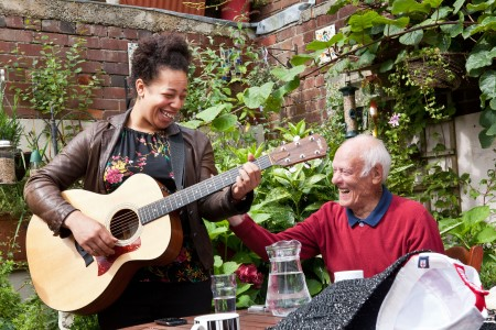 Music for Dementia 2020 tuned into Covid-19