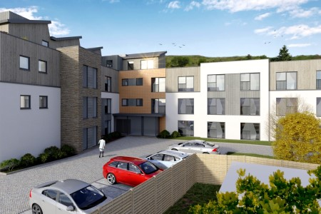 Scape Homes unveils plans to rock up in Stonehaven