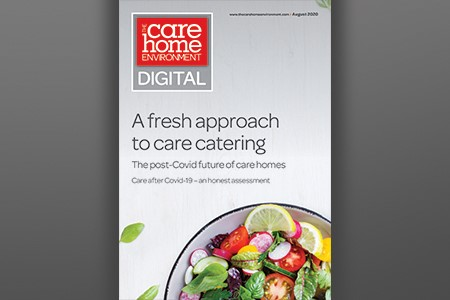 August issue of The Care Home Environment Digital now online