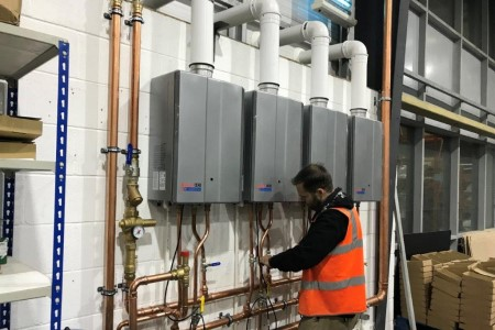 Rinnai has hot water technical advice on tap