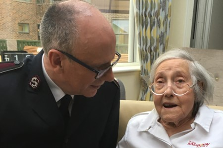 Salvation Army goes digital to save carers' time
