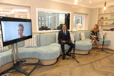 Virtual opening marks reality for £12m Hallmark home
