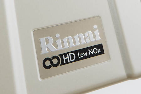 Rinnai offers fountain of hot water knowledge