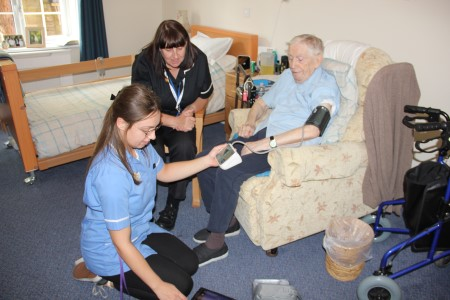 NHS telehealth trial extended in Kent care homes