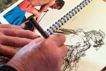 Drawing Life – from sketchbook to screen